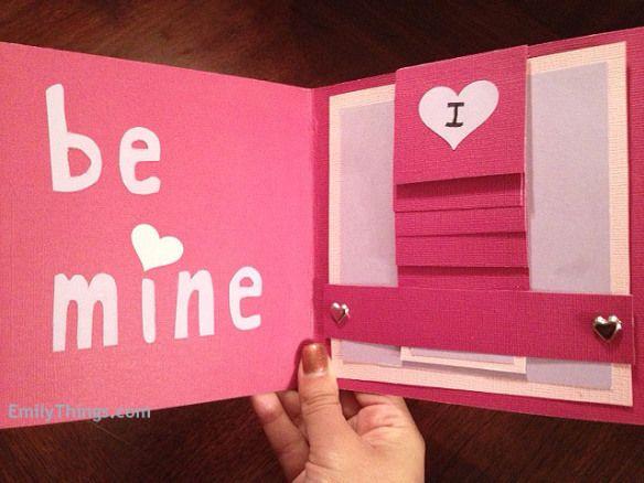 Valentine Pop Up Card Diy Handmade Cards Etc Cards