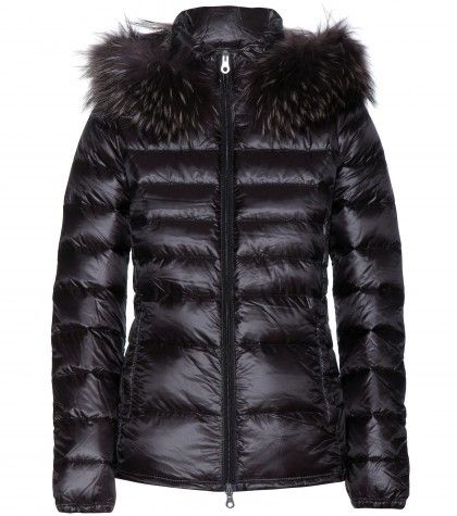 d51709a8817b Duvetica Nefele Down Jacket With Fur-trimmed Hood on shopstyle.co.uk ...