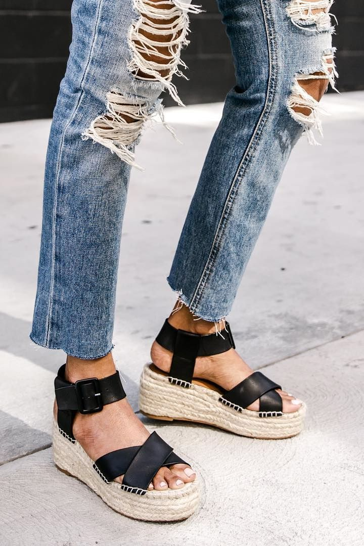 Kelly, I love these Flatform espadrilles! Find this Pin and ...