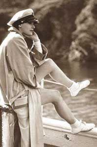 Chronologie Greta Garbo - die Göttliche!