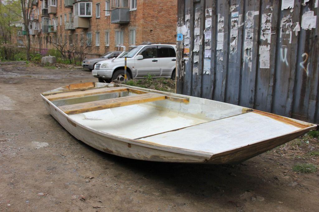 фото лодка своими руками