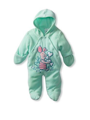 30% OFF Disney Baby Piglet Fleece Romper (Pale Green)