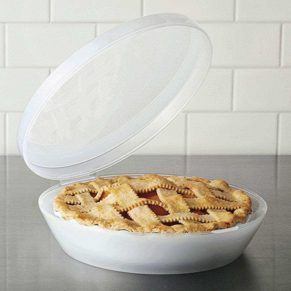 Pie Keeper Storage Container for keeping Pies fresh Baking Ideas