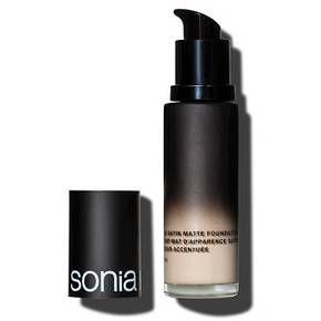 Sonia Kashuk® Soft Focus Satin Matte Foundation Bamboo 5 1.1 Fl Oz : Target