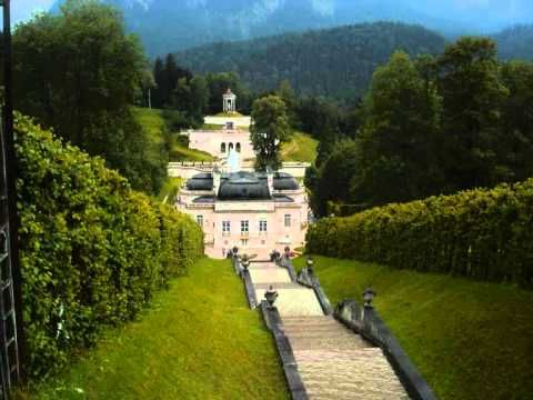 Ludwig Ii Schloss Linderhof Home And Family House Styles Castle