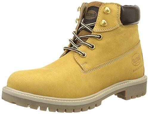 Sterling Safetywear Sterling Steel ss807sm - Botas de protección de cuero para hombre, color marrón, talla 41 (7 UK)