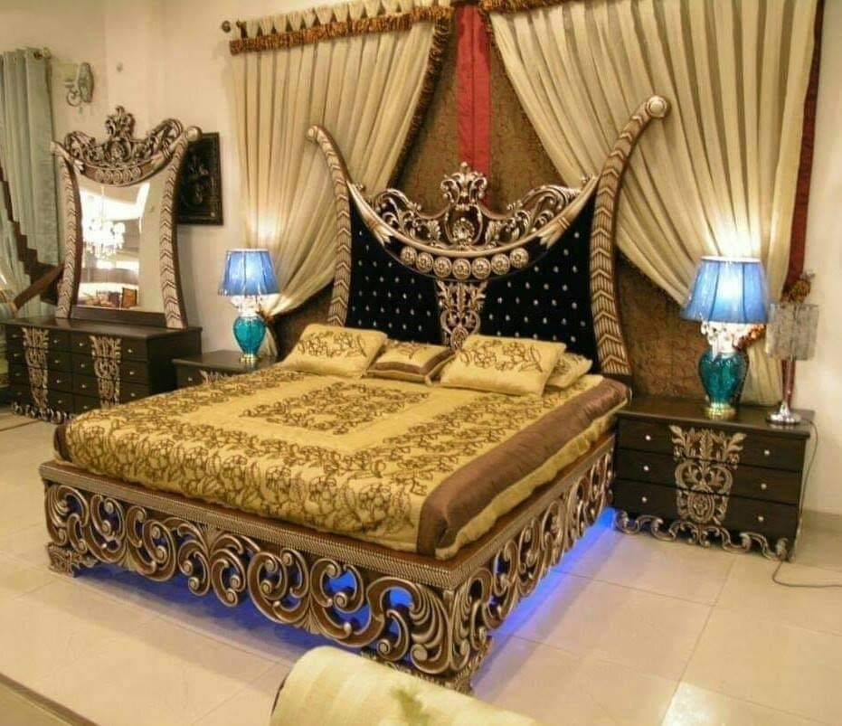 High Quality Bridal Bedroom Furniture in 2020 | Furniture