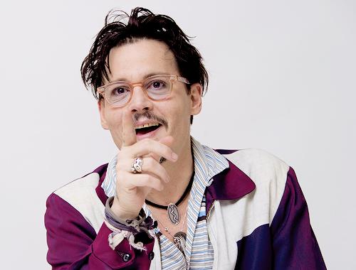 Johnny Depp Snapchat