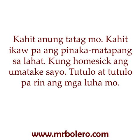 Long Distance Relationship Tagalog Love Quotes Pinoy Quotes