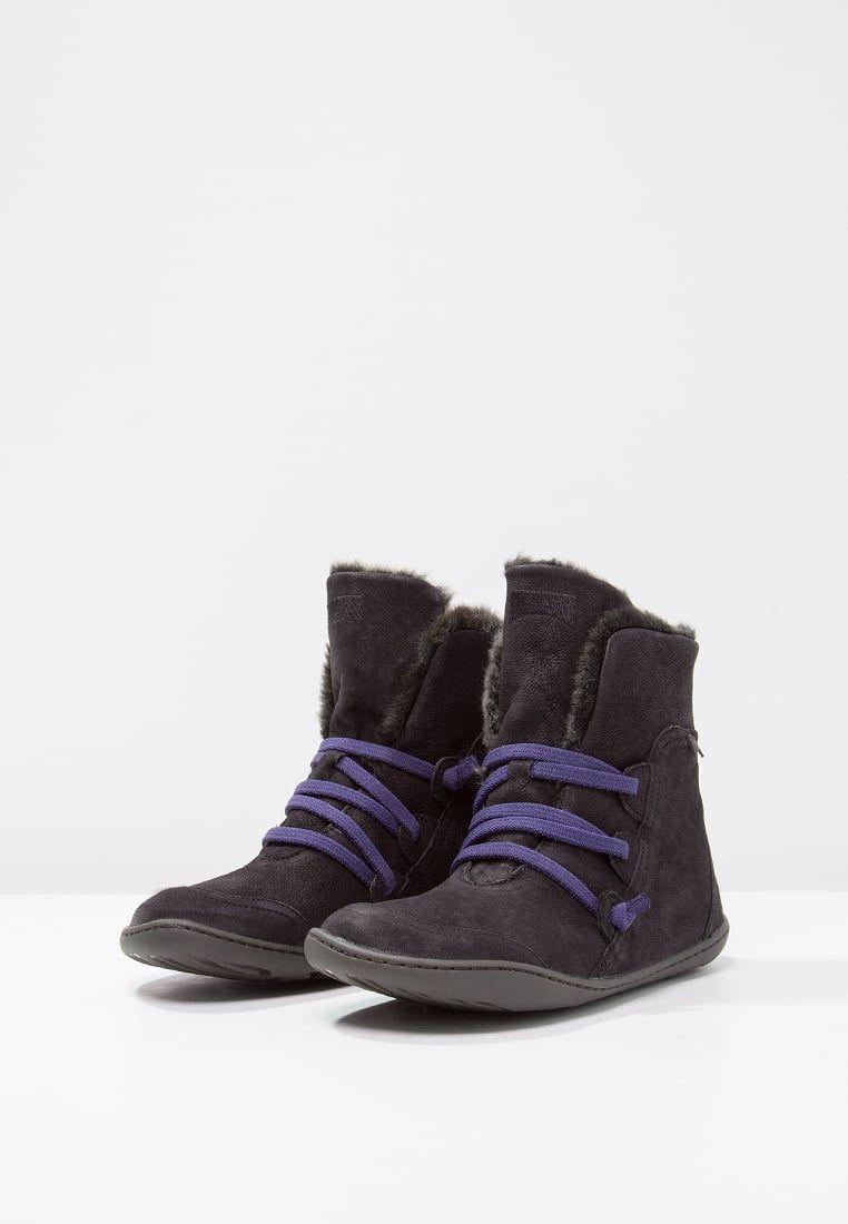 EVASION 2 - Zapatillas de senderismo - bungee cord/wren/vintage kaki PEU CAMI - Botines con cordones - black Sandalias de dedo - cipria DSHH8