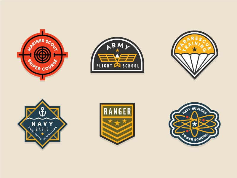Military Patches Badge design, Patches, Military