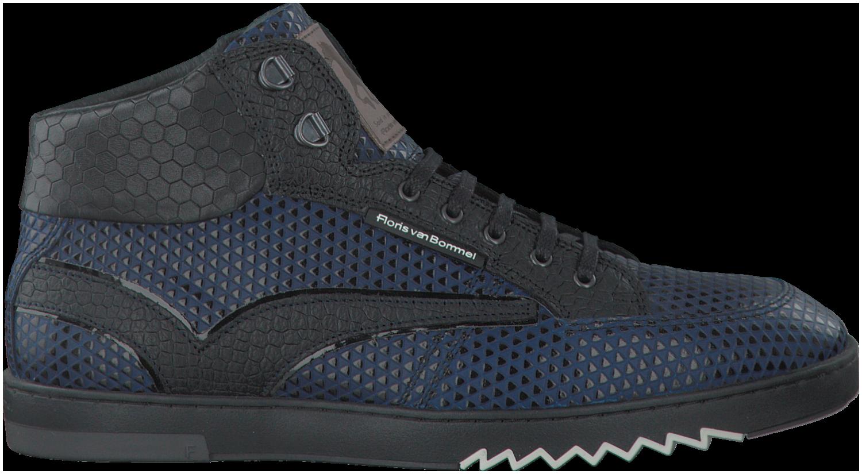 opvallende Blauwe Floris van Bommel Sneakers 10932