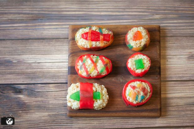 Candy Sushi Tutorial {Big Hero 6} #candysushi