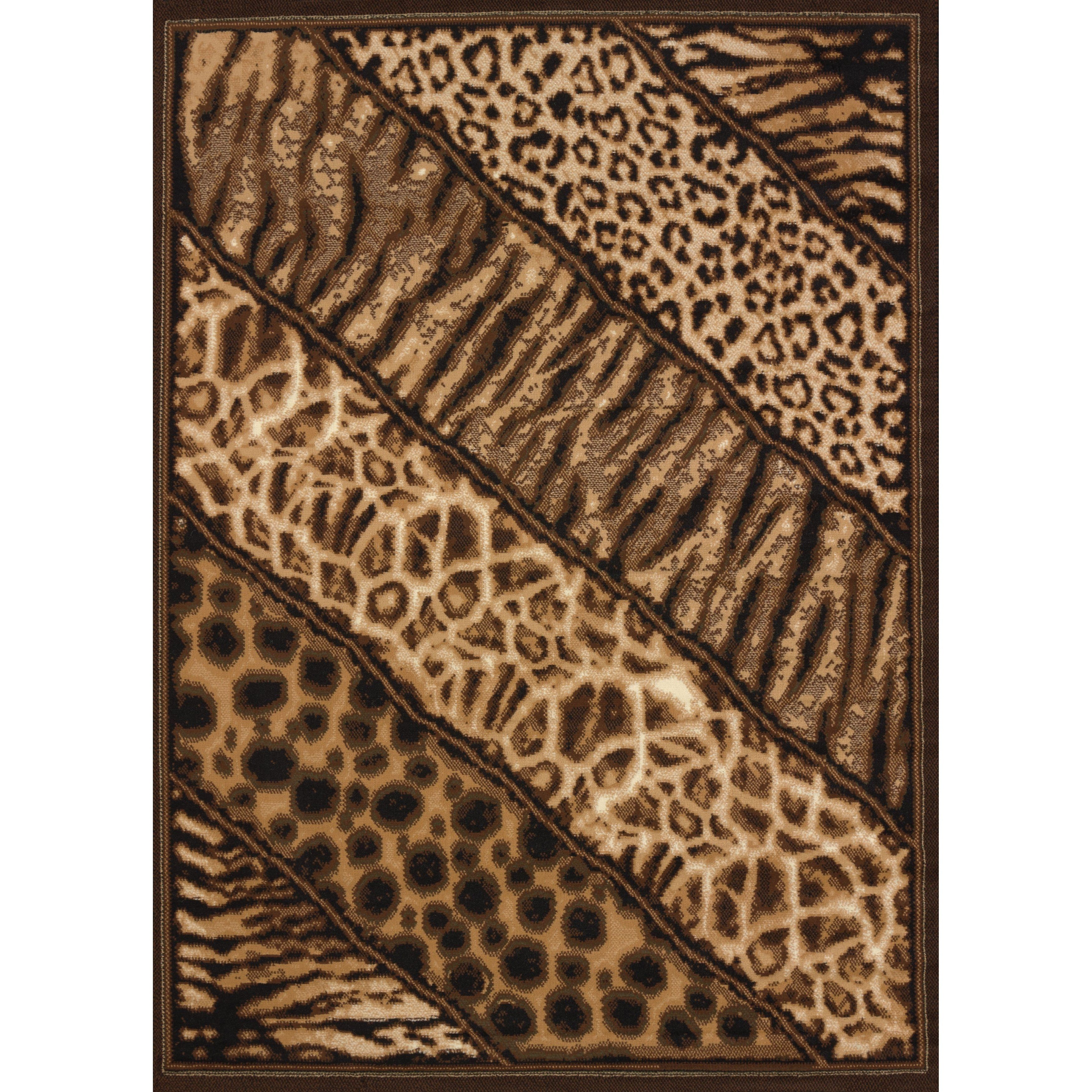 Pin By Linda Burch On Animal Print Stuff Area Rugs United Weavers Of America Modern Area Rugs