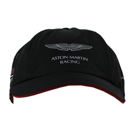 casquette aston martin racing hackett noir hackett. Black Bedroom Furniture Sets. Home Design Ideas