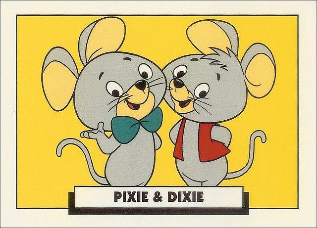 toon029 - Pixie & Dixie / Hanna Barbera (1958)