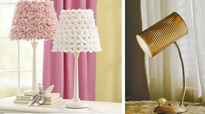Ideas para decorar lamparas1 decoracion pinterest for Ideas decorativas hogar