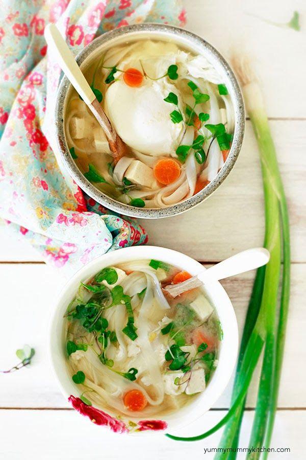 Vegan Mulligatawny Soup + 10 Healthy Soup Recipes to Warm You Up #mulligatawnysoup