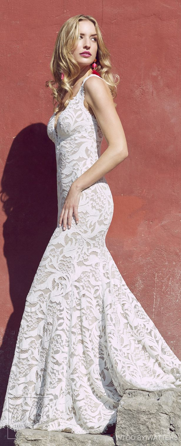 Wedding dresses from wtoo by watters fall the campaign