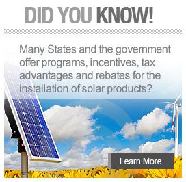 Solar Panel Facts Interesting Facts About Solar Energy