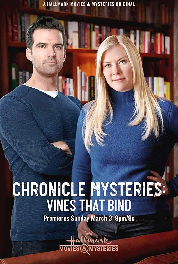 Movie Review Chronicle Mysteries Vines that Bind