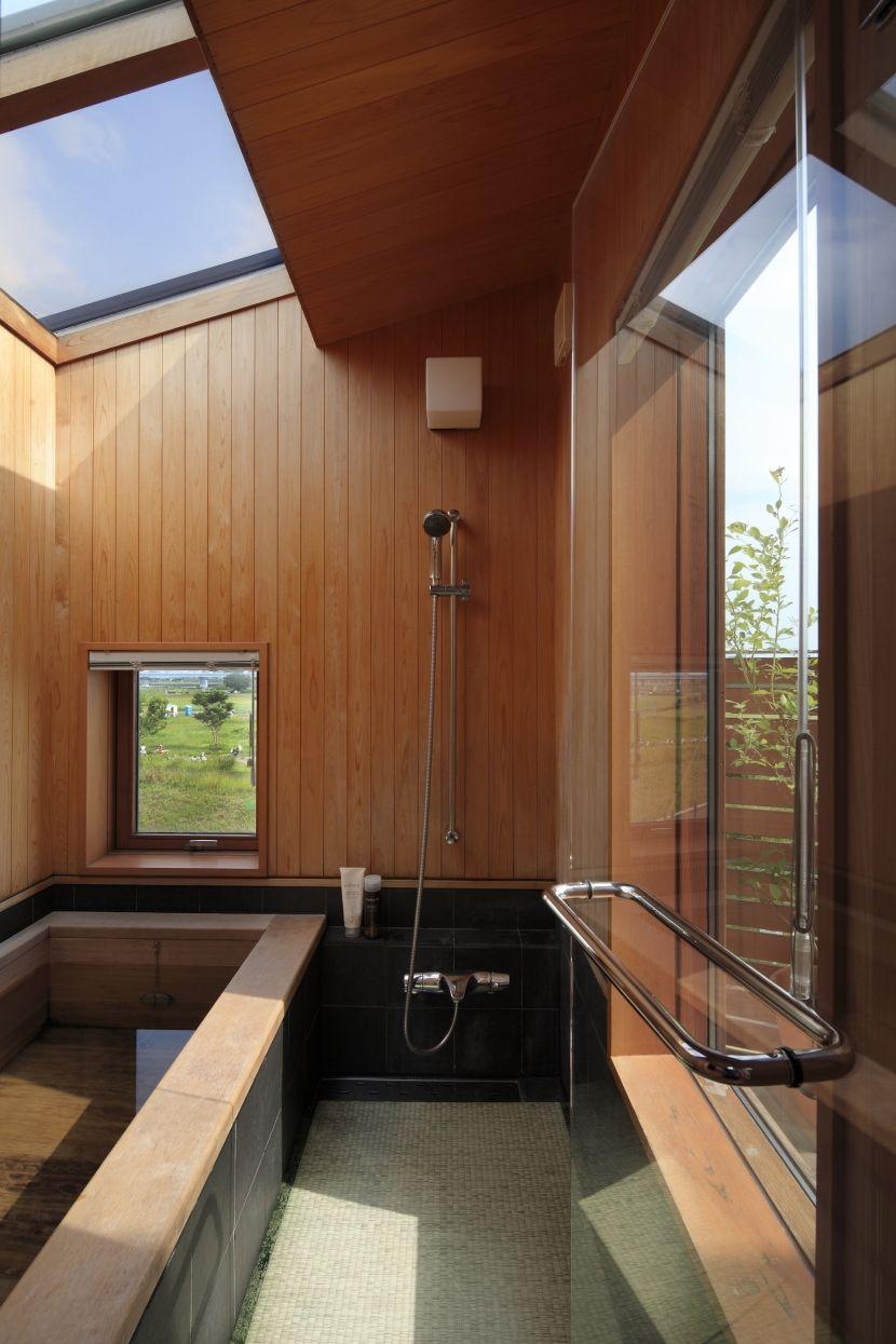 まるで旅気分 我が家に露天風呂があったら 浴室リフォーム