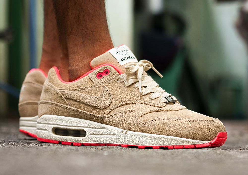 new styles d4820 95f36 Nike Air Max 1  Home Turf  Milano
