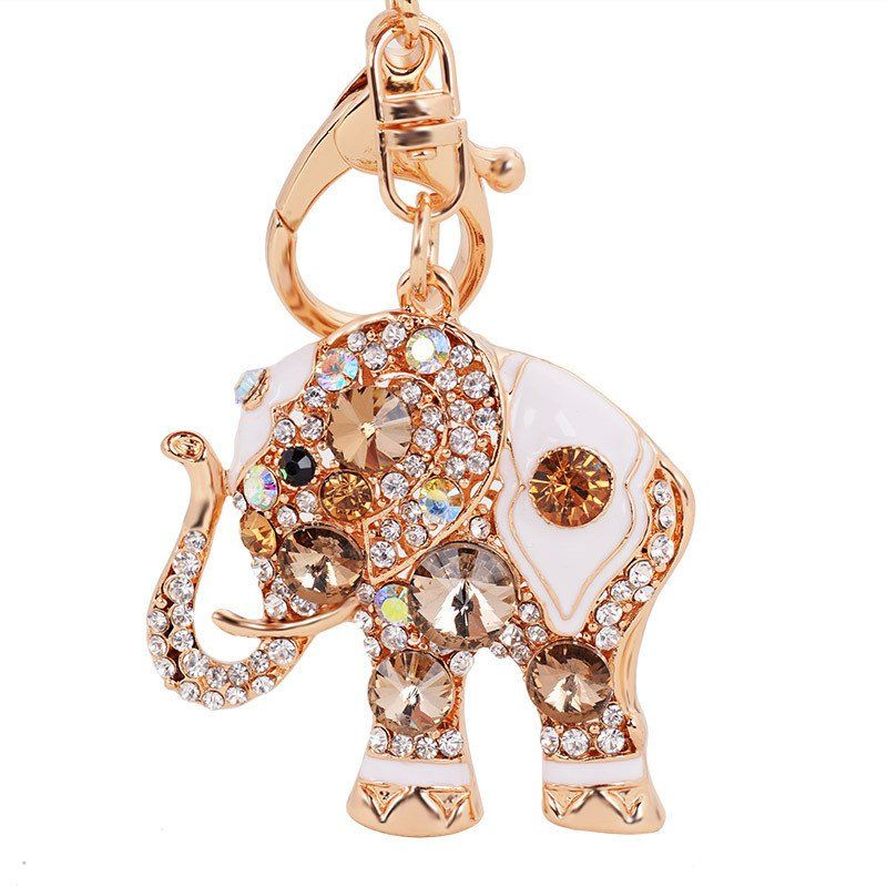 649afd1fc7d Elephant Keychains | Magnificent Maharajas and Maharanis of India ...