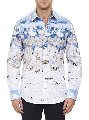 Robert Graham Men's Valhalla lmt ed long sleeve button down shirt Xsmall Multi