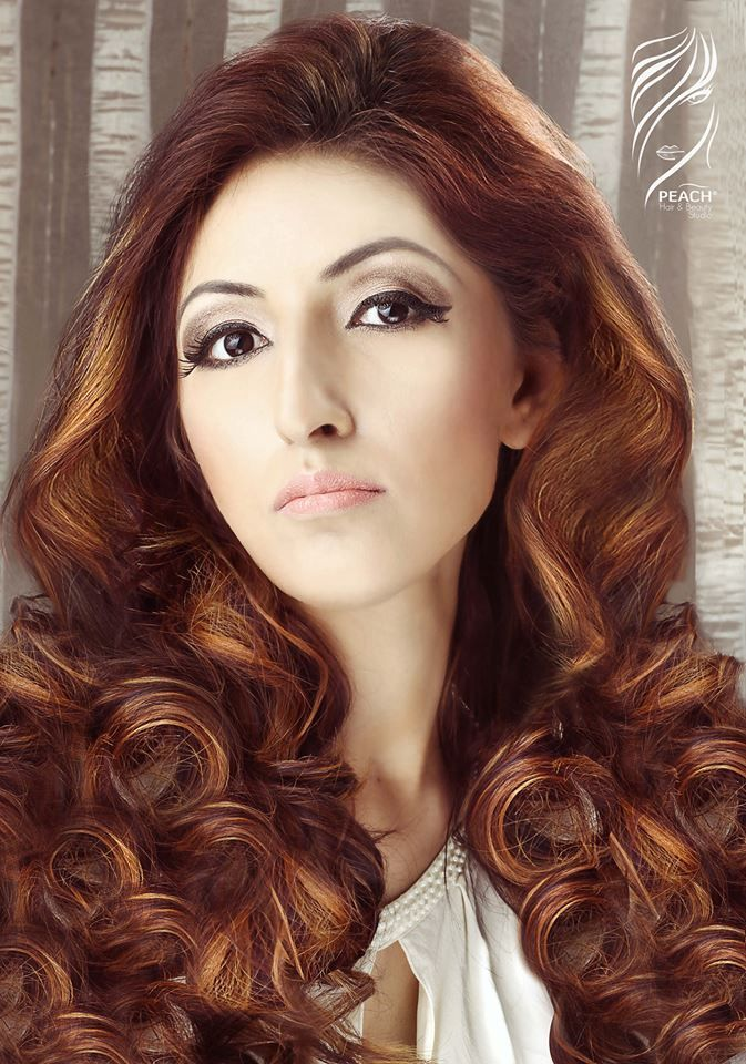 Hair Coloring Tradition For Fashionable Girls Stylish Hair Style