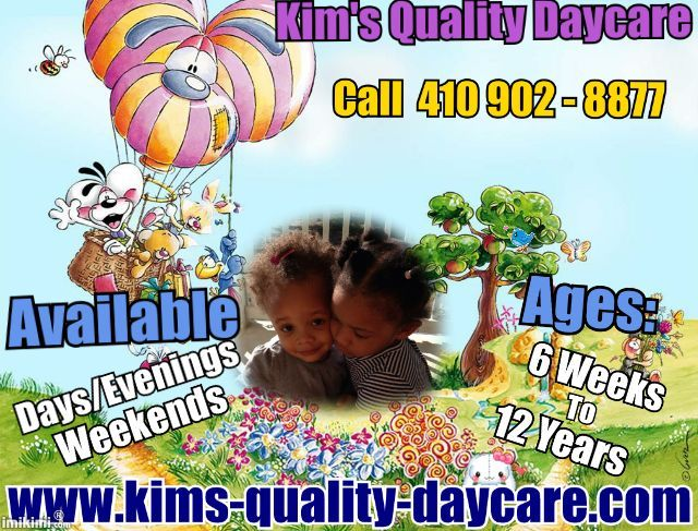 SAMPLE CHILDCARE FLYER CUSTOM MADE CHILDCARE BUSINESS FLYERS