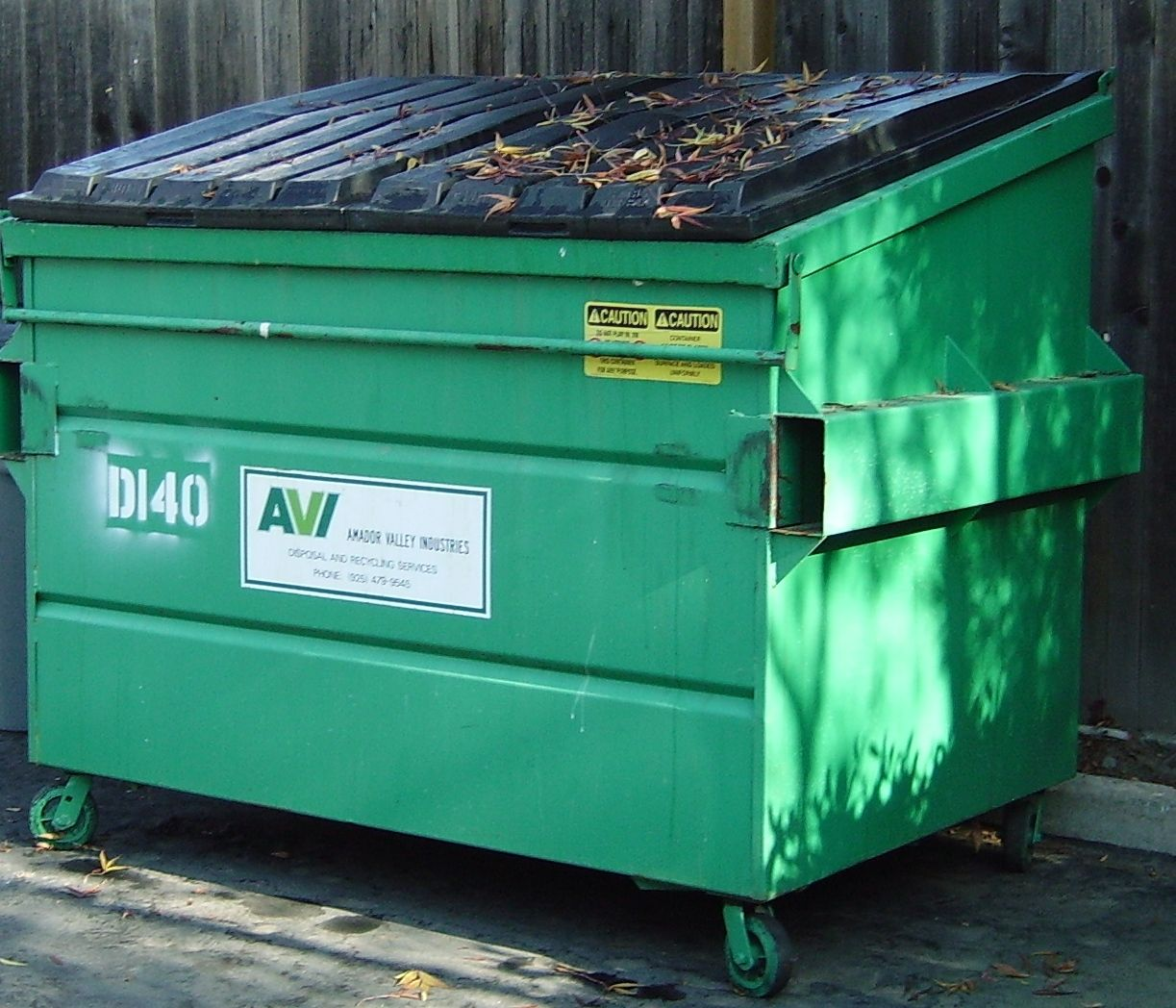 Image result for image of dumpster