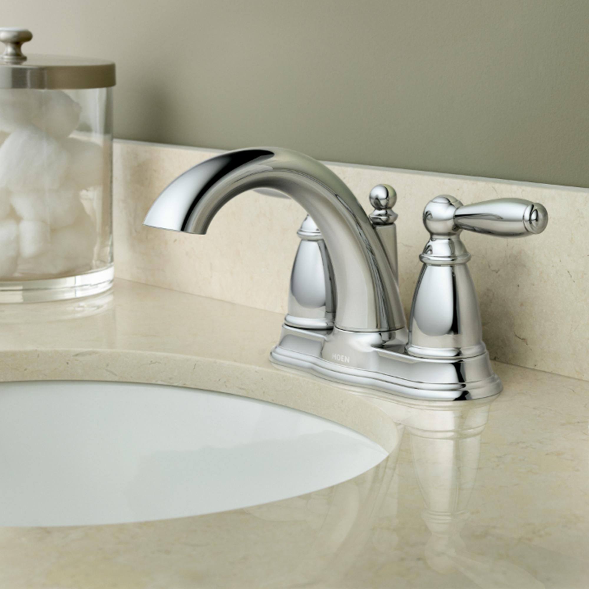 With A Durable Construction And Universal Appeal The Moen