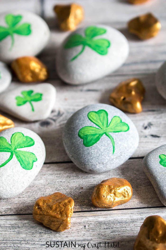 ▷ 1001 + kreative und leichte Ideen zum Steine bemalen #steinebemalenkinder