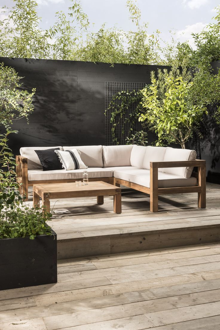Photo of Tuin design loungeset | Design lounge set for in your garden | KARWEI 3-2018 #Ha…