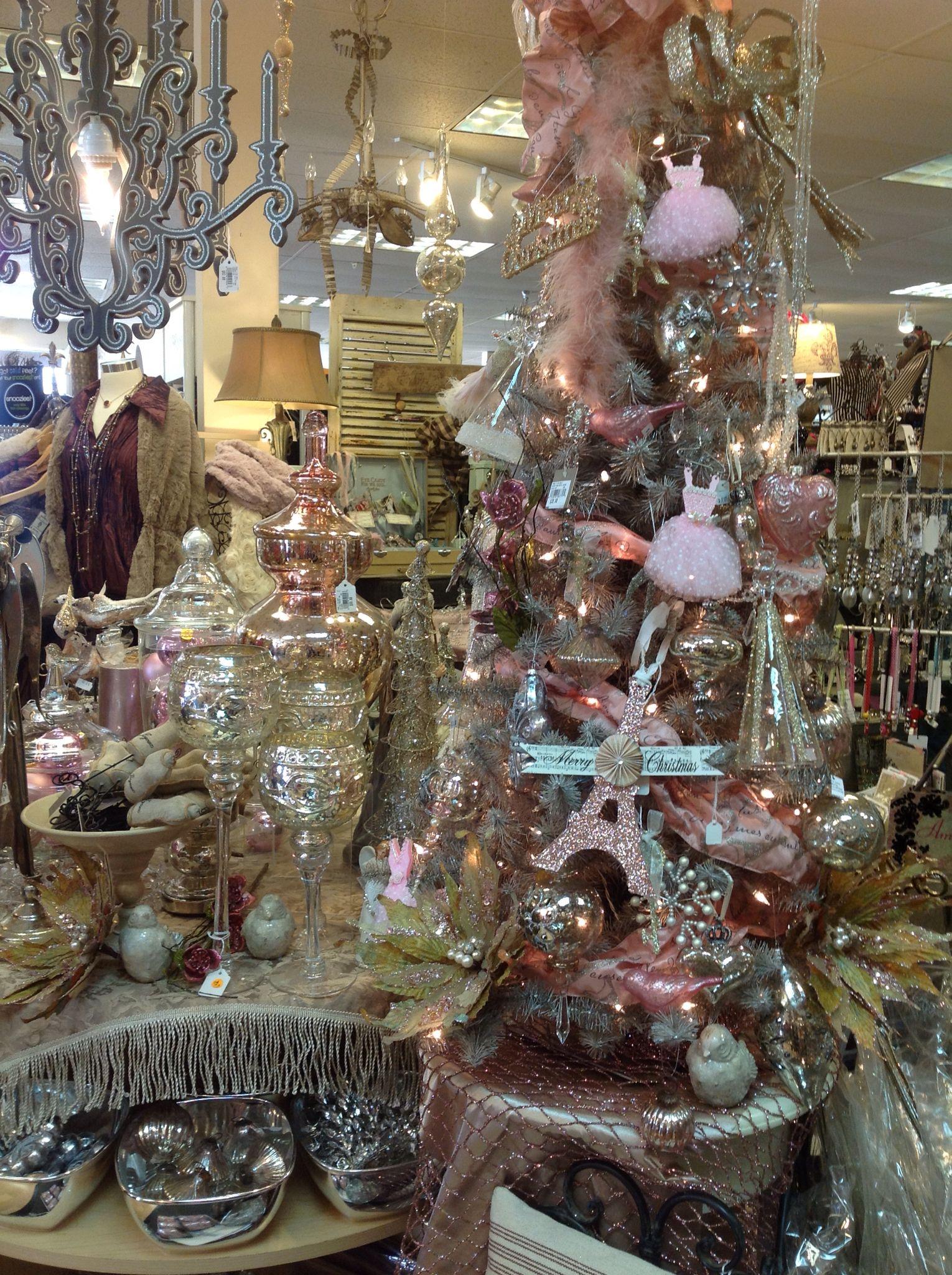 Paris theme Christmas tree   Christmas   Pinterest   Paris ...