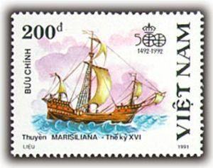 ships stamps vietnam - Recherche Google
