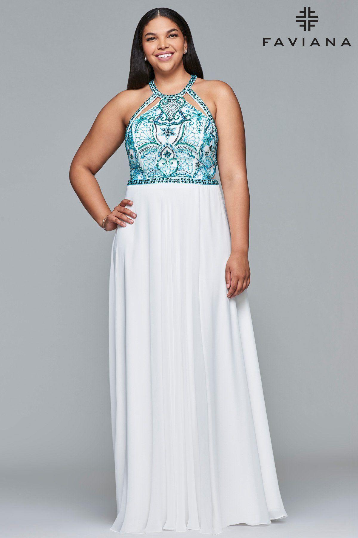 7d19aa0097c Faviana 9434  prom  prom2k18  promnight  juniorprom  seniorprom  promselfie   promtoday  faviana  promball  promlooks  promfashion  gowns  couturedress  ...