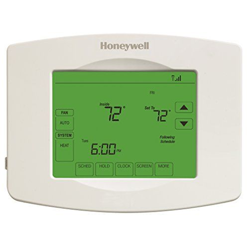 Wi Fi 7 Day Smart Programmable Touchscreen Thermostat Works With