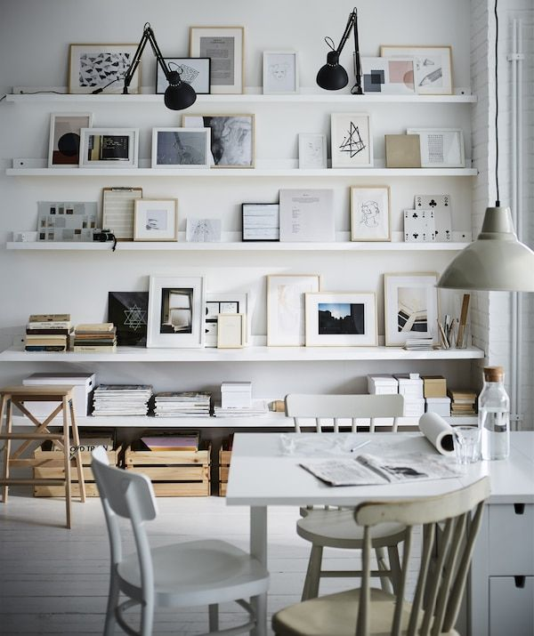 Kunst präsentieren: Ideen für dein Zuhause