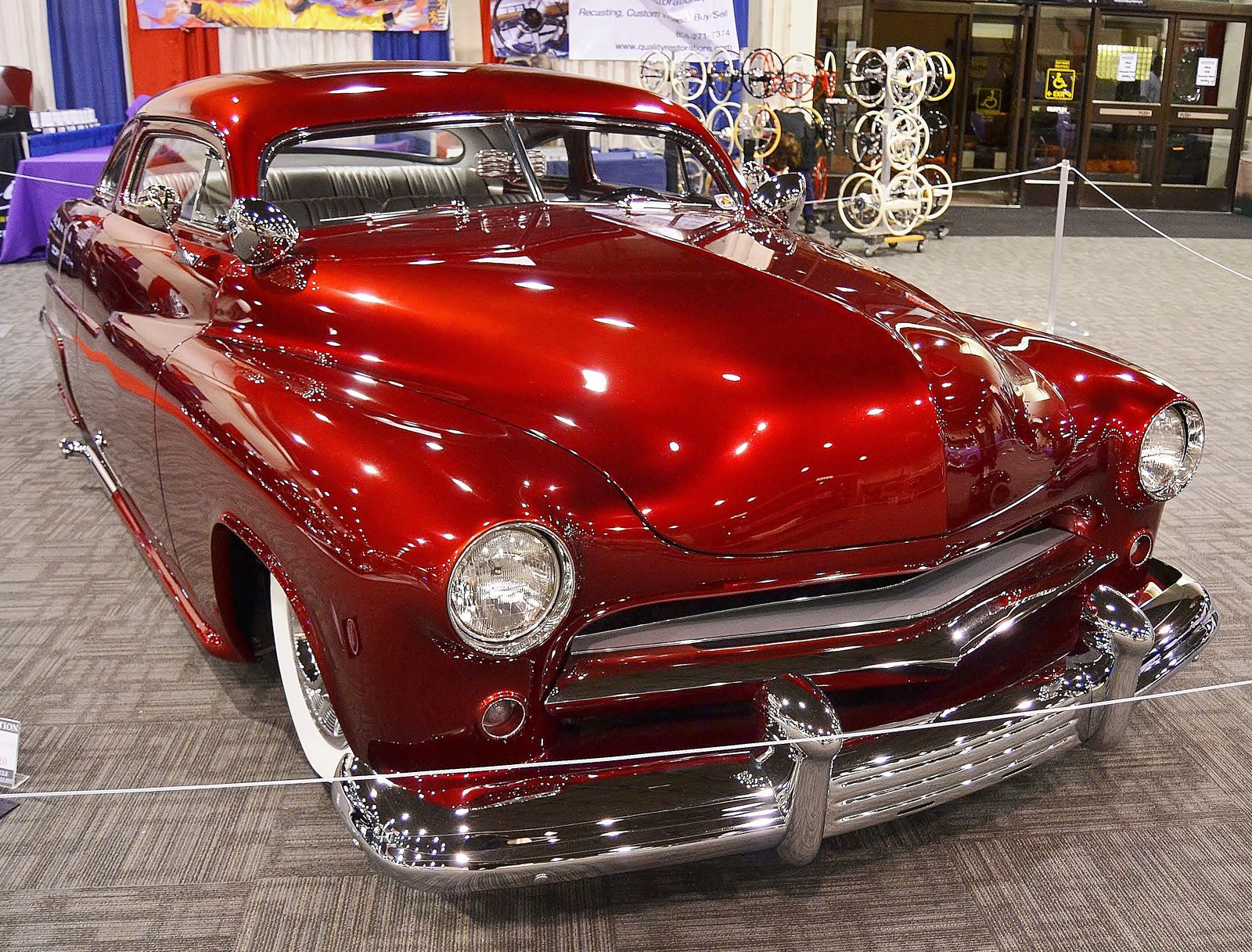 2014 GRAND NATIONAL ROADSTER SHOW | Street, Cars and Custom cars