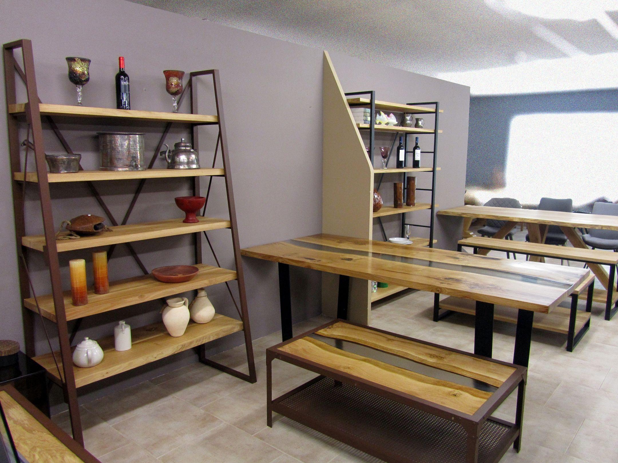 Ambiente colección muebles diseño industrial | Muebles de diseño ...