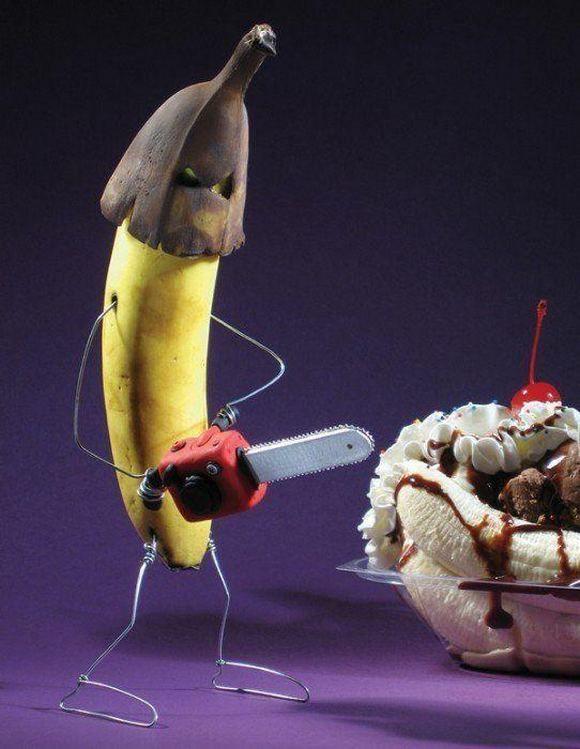 Банан прикол картинки, поздравления открытки видео
