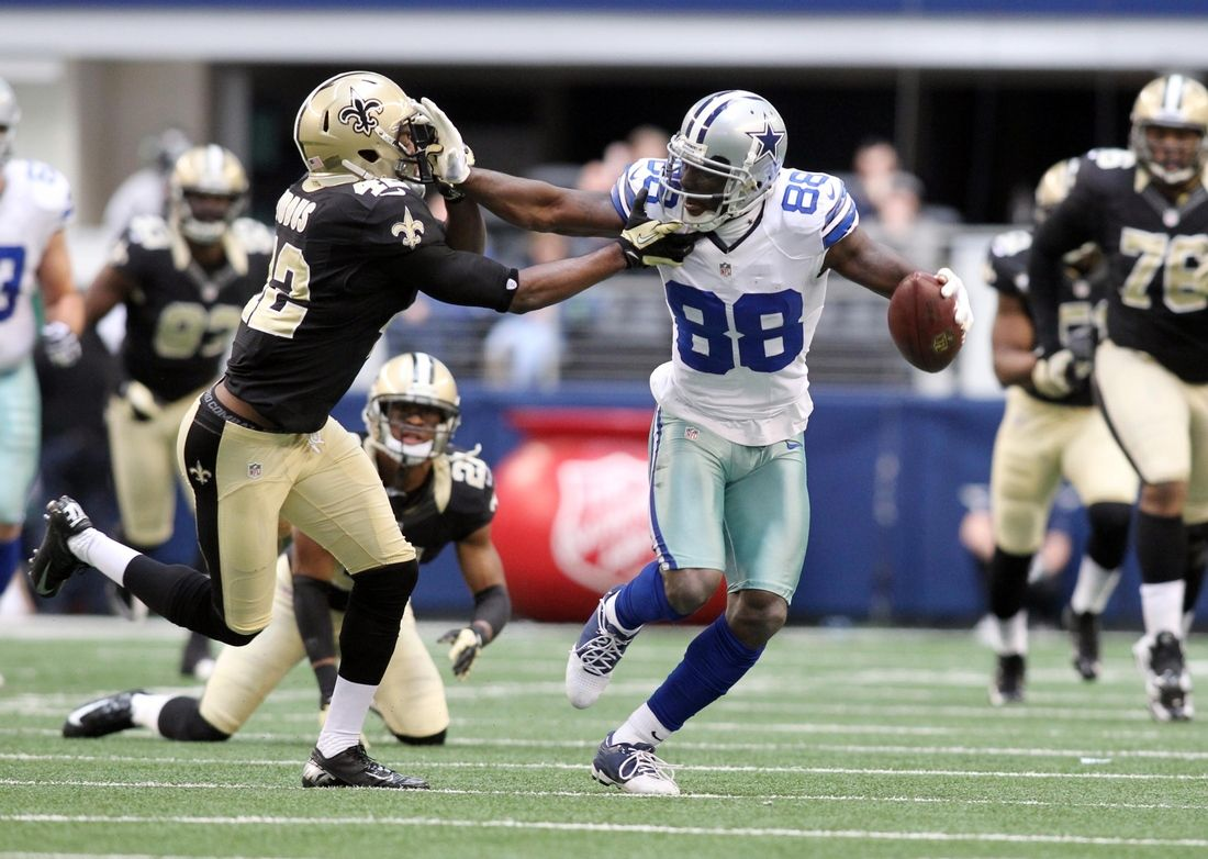 Top 25 NFL Wide Receivers Fantasy football, Dallas sports