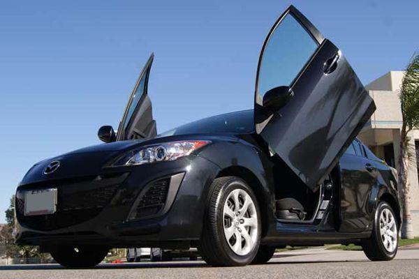 Vertical Doors Vdcm30911 Lambo Door Conversion Kit Vertical Doors Mazda 3 2012 Mazda 3