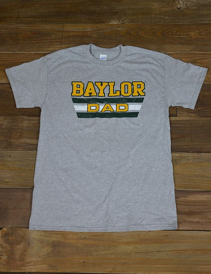 86775c19 Hey BU Dad! Show your love and support for your Bear in this new Baylor Dad  t-shirt!