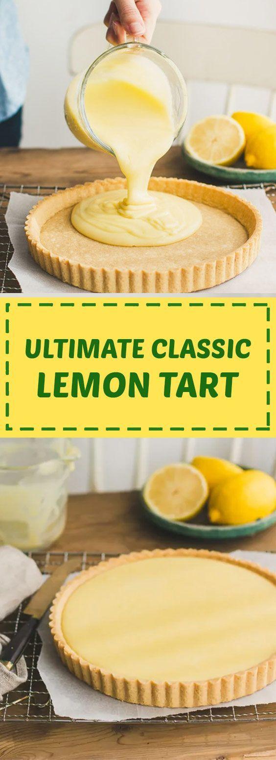 ★★★★★ 73 Opinions: Ultimate Classic Lemon Tart Reci /