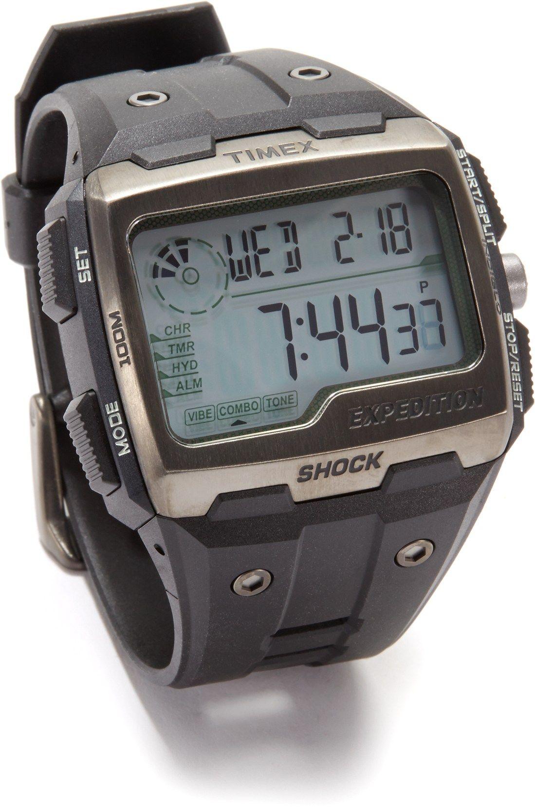 timex grid shock digital electronics