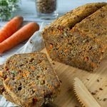 Photo of Spelled-Carrot Grains Bread Without Walking Time Spelled & berries