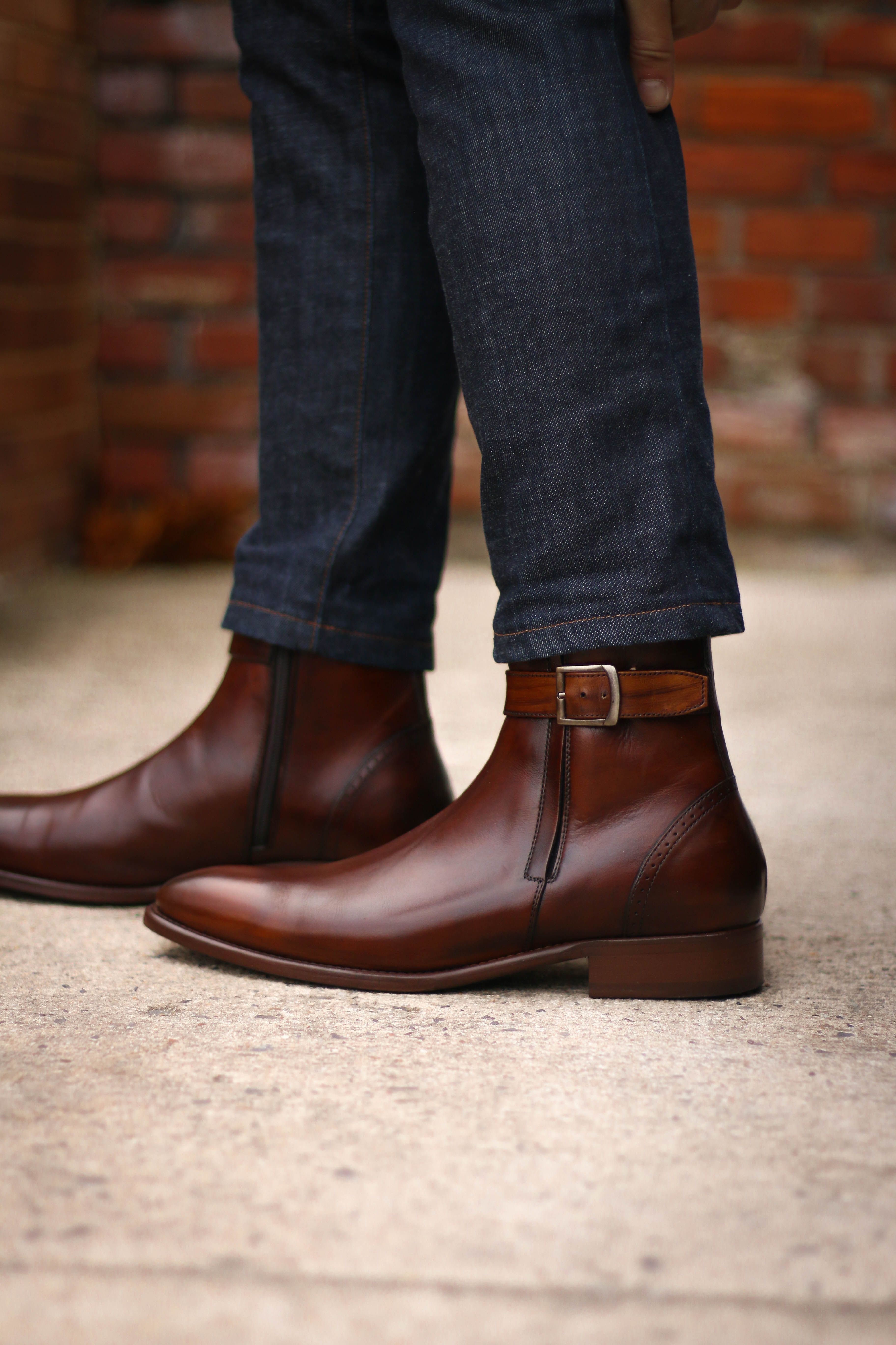 ed0ef376773 Pin by Johnston & Murphy on #JohnstonandMurphy in 2019 | Mens boots ...